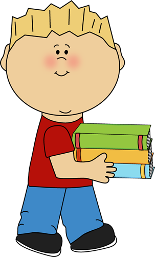 little boy carrying a stack of books clip art little boy carrying rh pinterest com little boy clipart in a house scared little boy clipart sailor