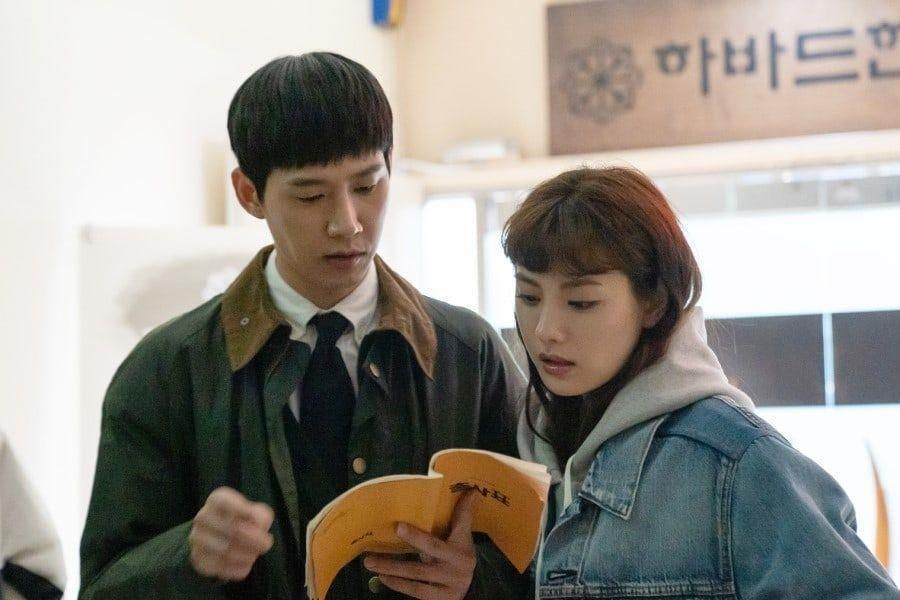 "Nana And Park Sung Hoon Describe What To Anticipate In ""Into The Ring"" Premiere"