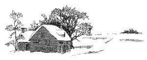 26++ Winter scene clipart black and white info