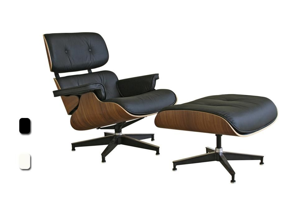 Herman Miller Replica Chair And Ottoman Less Than 1 3 The Price