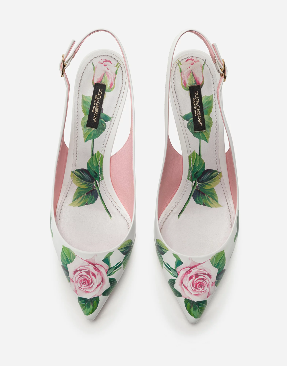 Women's Pumps | Dolce&Gabbana - POLISHED CALFSKIN