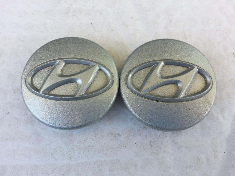2001 2006 Hyundai Elantra Tiburon Accent Wheel Center Cap Lot Of 2 52960 27700 Hyundai Elantra Hyundai Elantra Hyundai