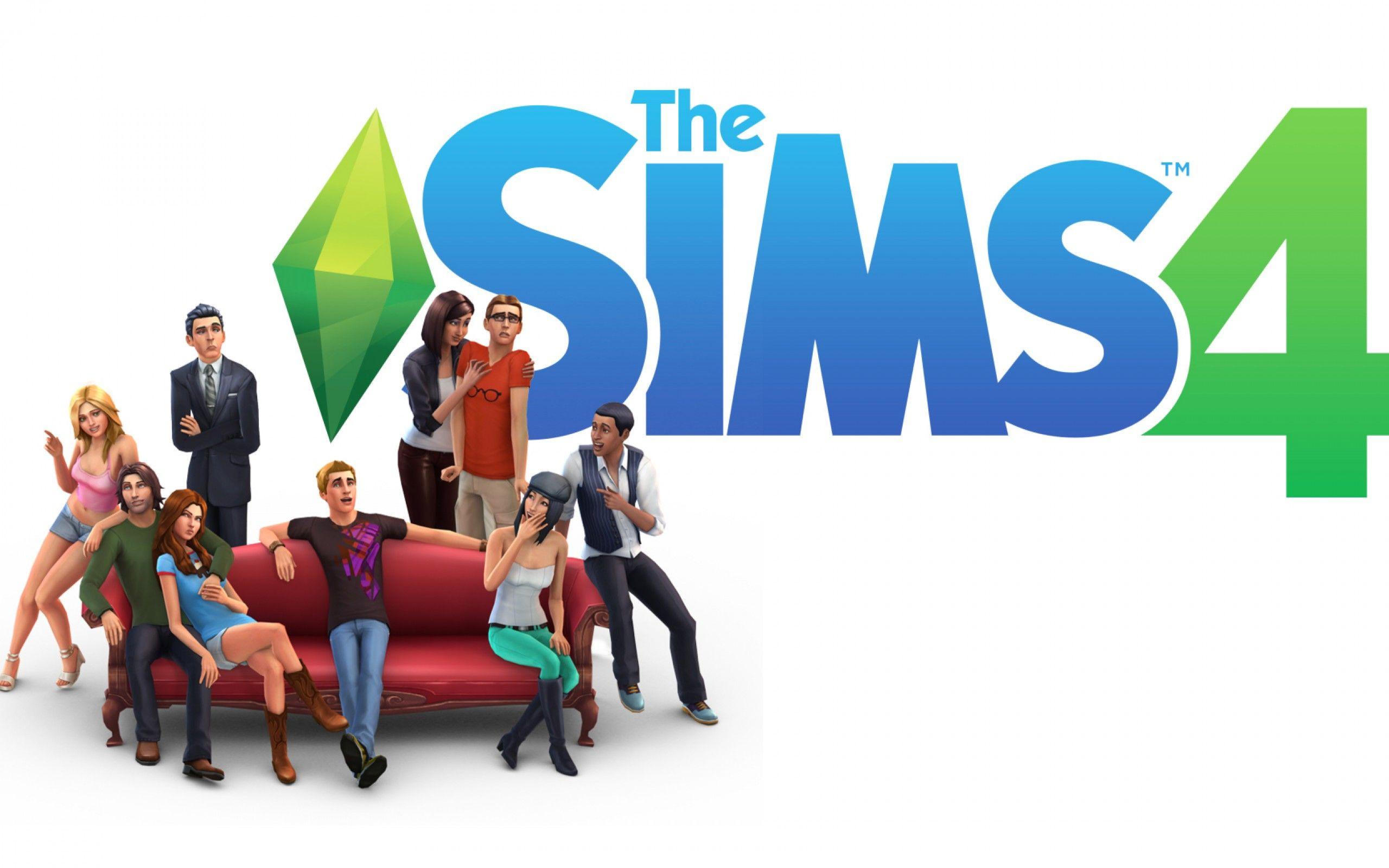 Sims 4 Wallpaper Hd Dekstop Sims 4 Characters Sims 4 Sims 4 Game