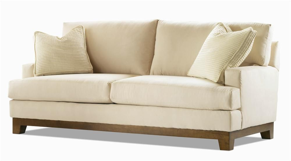 Elegance  Stationary Sofa by Century