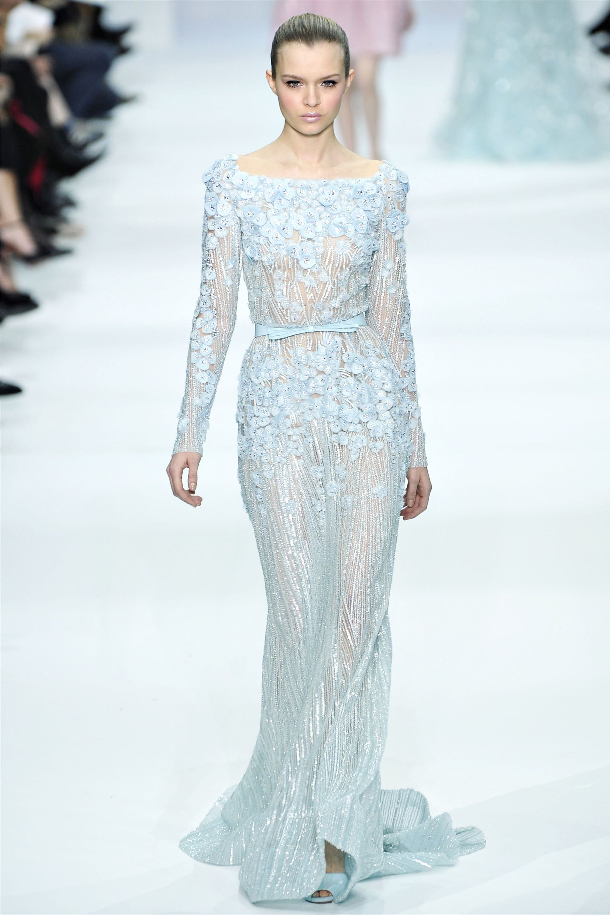 Elie Saab - Haute Couture Spring Summer 2012 - Shows - Vogue.it ...