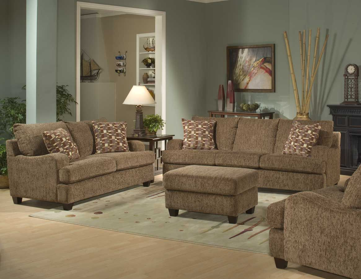 Brown Sofa And Loveseat Sets What Color Living Room With Tan Couches Living Room Modern