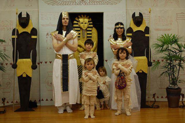 Decoraci n y disfraces de tema egipto decoracion for Decoracion egipcia