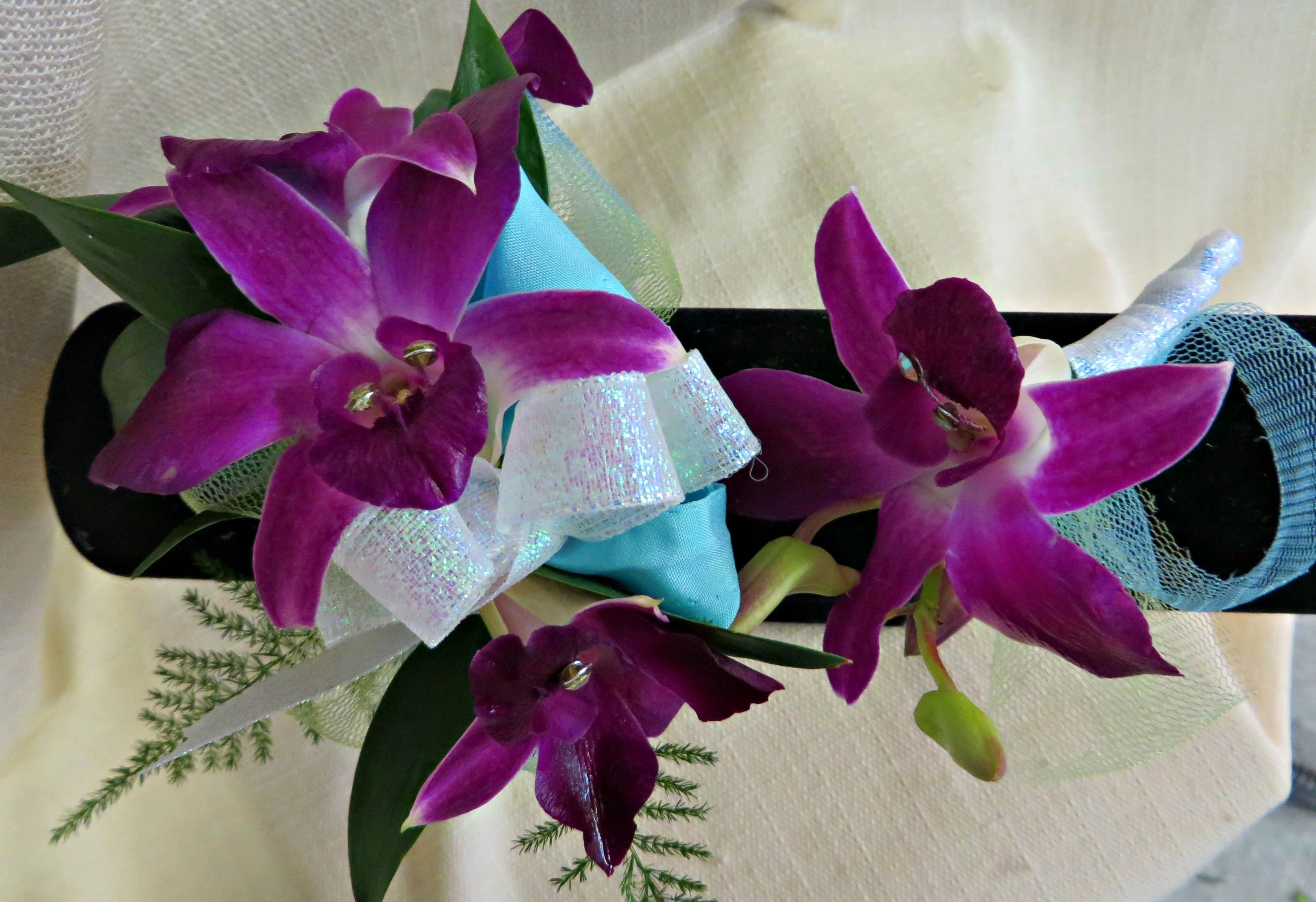 Dendrobium orchid corsage corsages pinterest orchid corsages