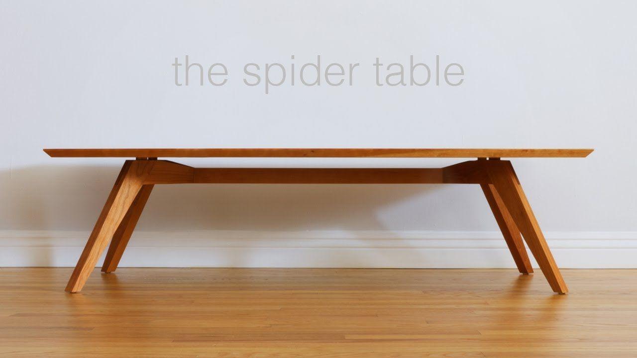 Build A Mid Century Modern Coffee Table Woodworking Mid Century Coffee Table Mid Century Modern Coffee Table Coffee Table With Storage [ 720 x 1280 Pixel ]