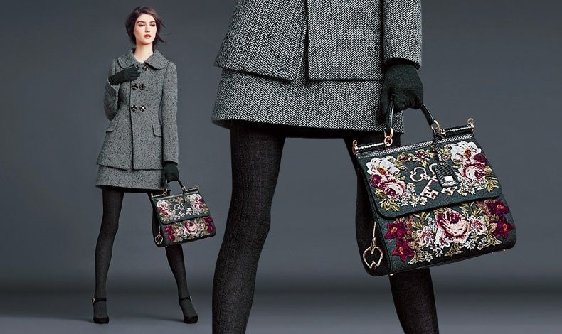From the Dolce&Gabbana Collection, Autumn 2014