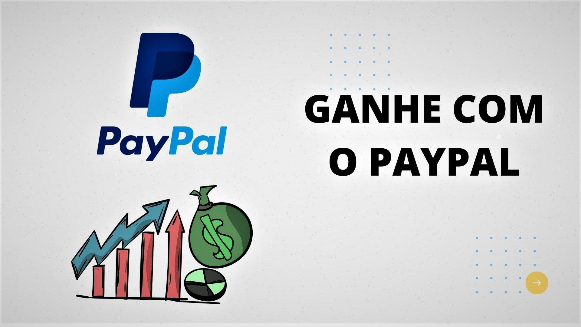 Como ganhar dinheiro online pelo PayPal 2020   Dan...