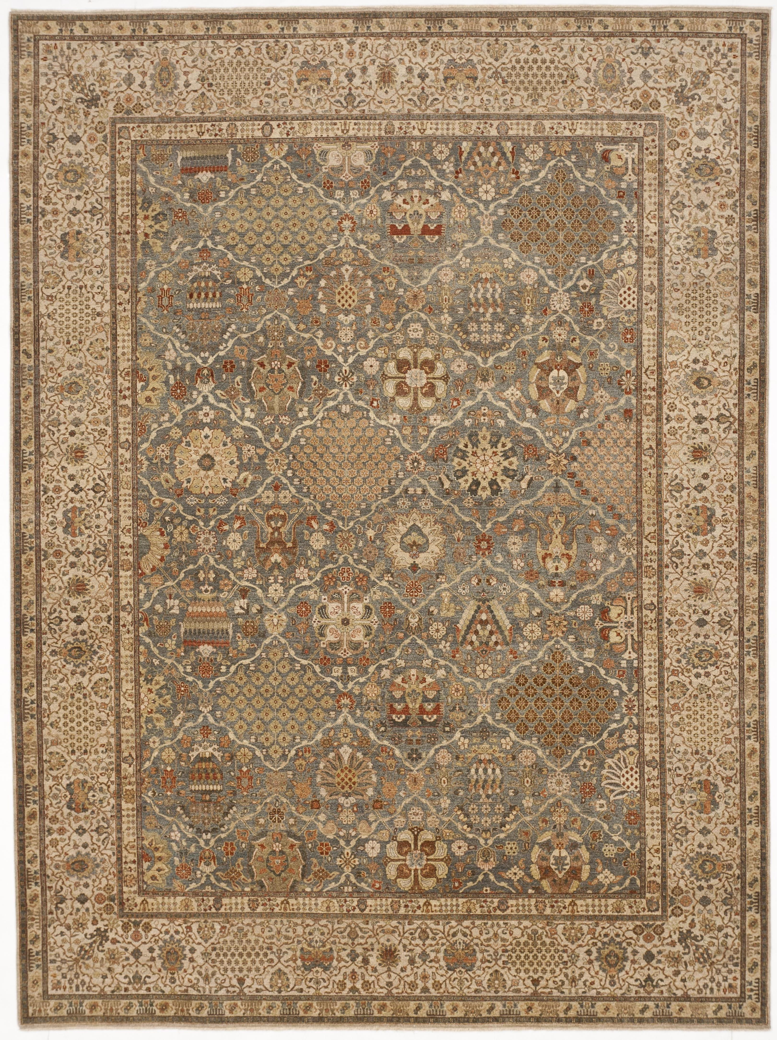 Handmade Indian Rug 8 10 X 11 10 Indian Rugs Distressed