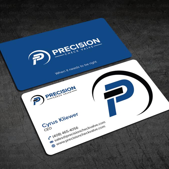 Winning Design By Design C Business Card Maker Unique Business Cards Business Cards
