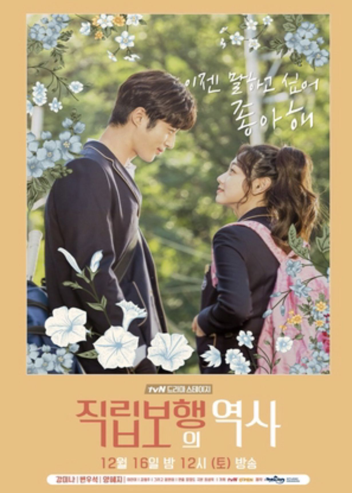 Doram Boys of Colorful Flowers: actors and characters, plot line