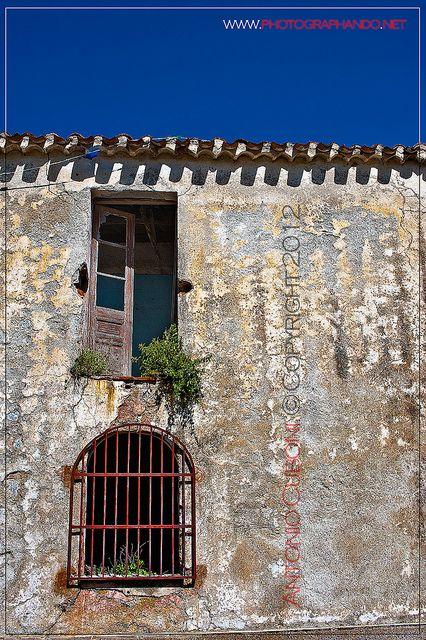"""Gairo """"Vecchia"""". Sardinia - Sardegna, Italy"""