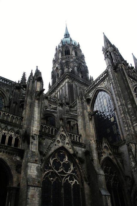 Abandoned Gothic Architecture