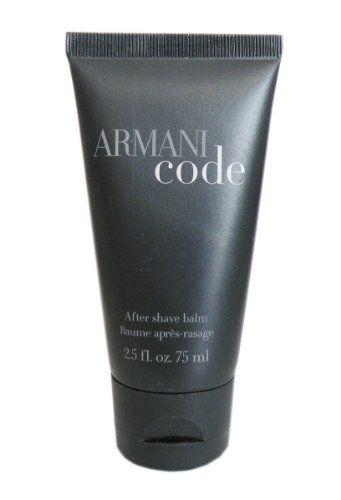 Giorgio Armani Armani code After Shave Balm 2.5oz/75 ml by Giorgio Armani. $24.95. size:2.5oz/75ml