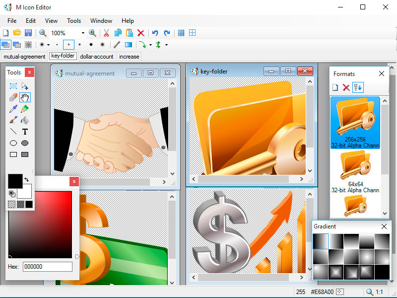 Free Download M Icon Editor