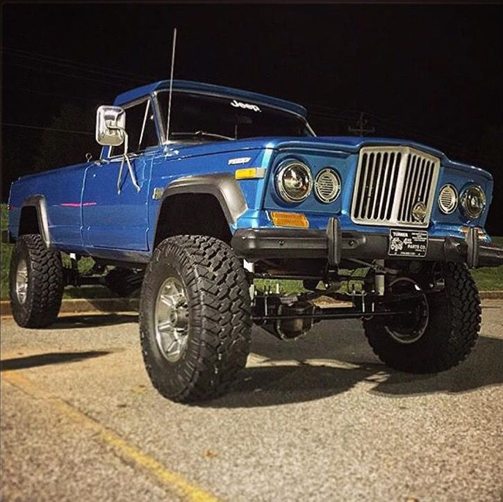 Jeep Gladiator Jeep Wheels Jeep Truck Jeep Wagoneer