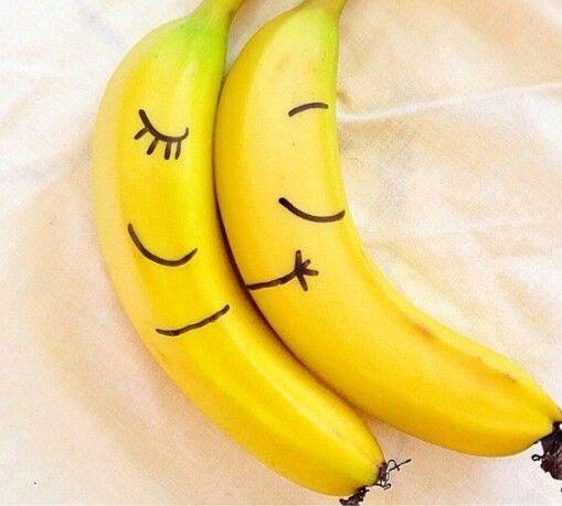 Люблю бананы прикольные картинки, сад картинка
