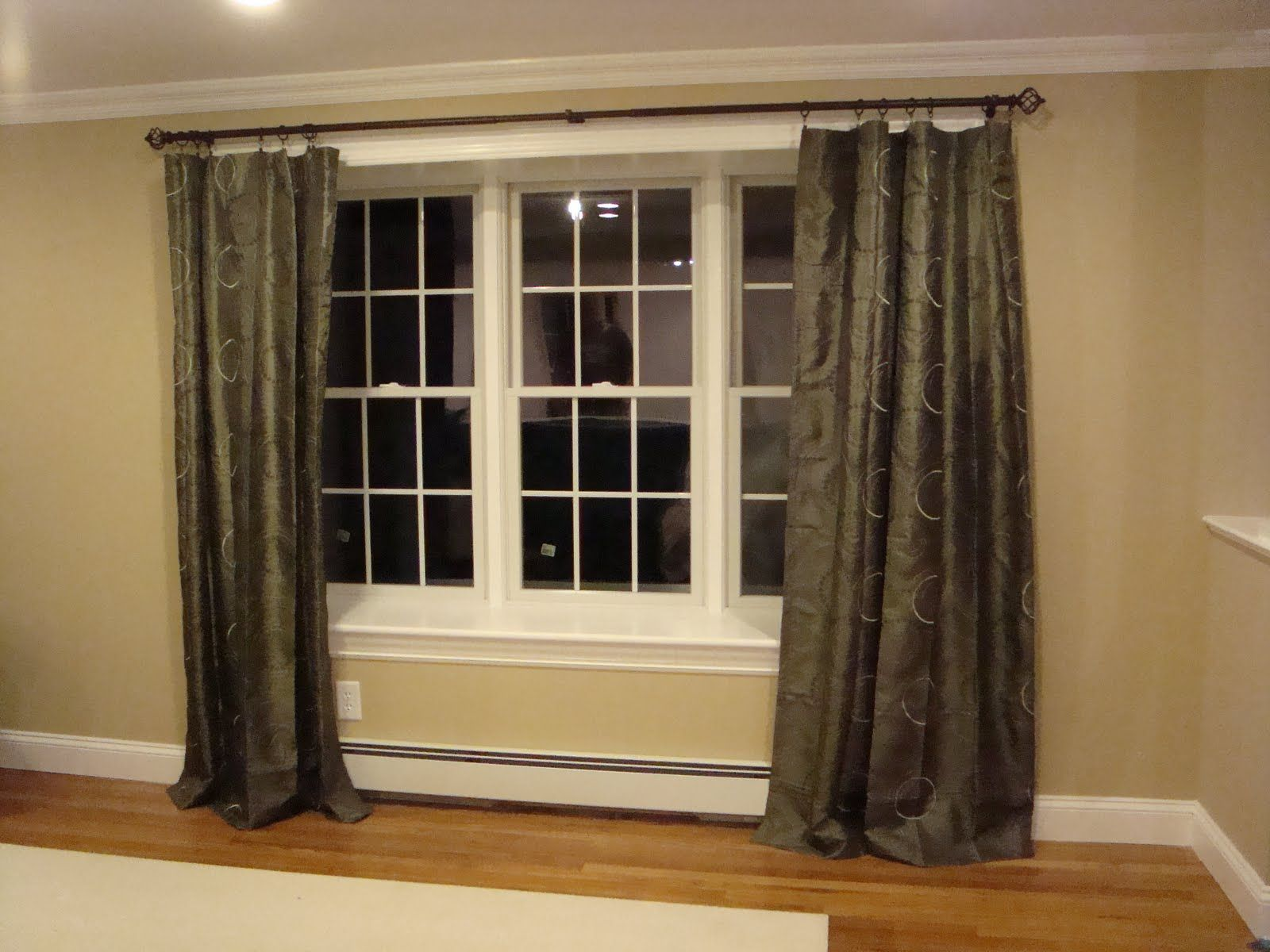 Creative window coverings  window panels and valances  google search  window treatments