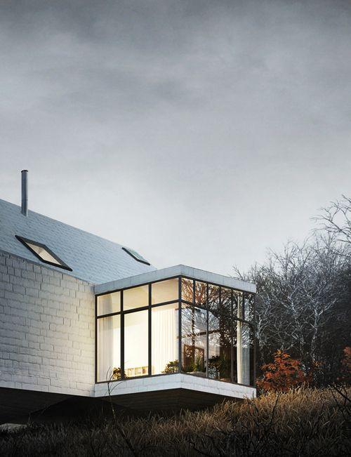 Random Inspiration 90 Vérandas, Architecture et Extension - maison avec toit en verre