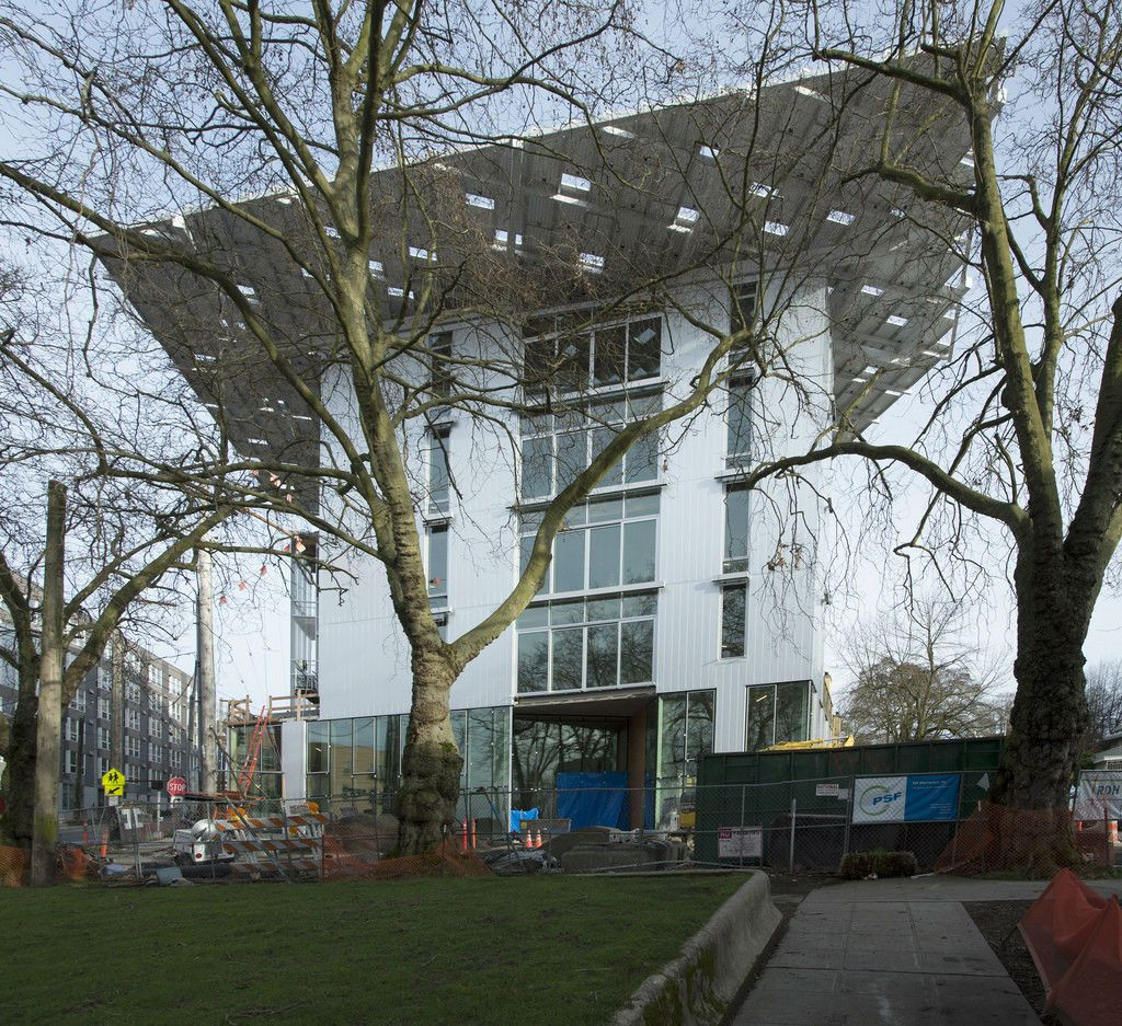 10 Most Sustainable Office Buildings Worldwide