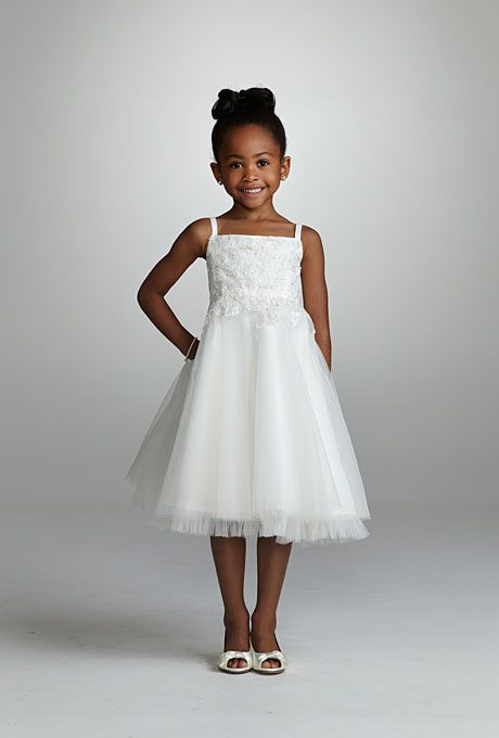 Flower Girl Dresses For A Summer Wedding Flower Girl