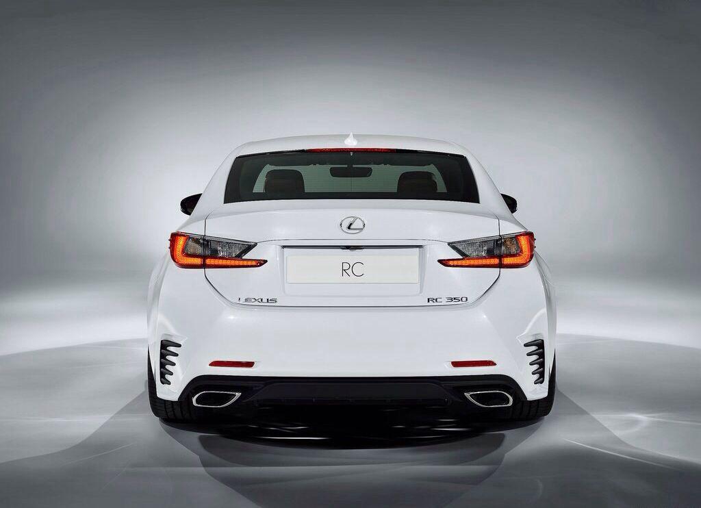 Lexus RC F Sport (2015) New lexus, Sports coupe