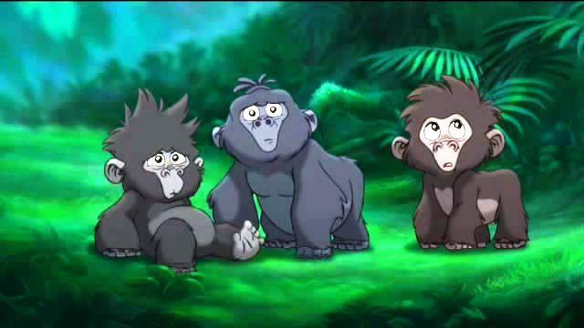 Gorilla tarzan google search game art references tarzan gorilla tarzan disney pixar - Tarzan gorille ...