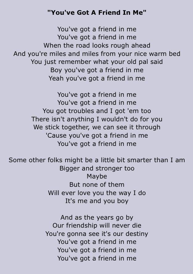 Umizoomi Theme Song Lyrics : umizoomi, theme, lyrics, Friend, Story, Theme, Randy, Newman), Disney, Lyrics,, Friends, Quotes, Funny,, Lyrics