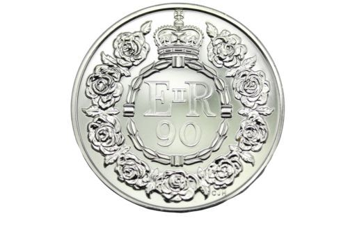 Coin: Royal Mint 2016 Queen Elizabeth 90Th Birthday Bu Coin