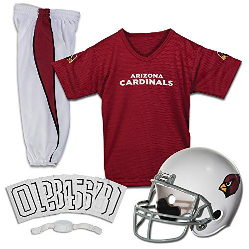 Franklin Sports NFL Arizona Cardinals Deluxe Youth Unifor...  f326f17db