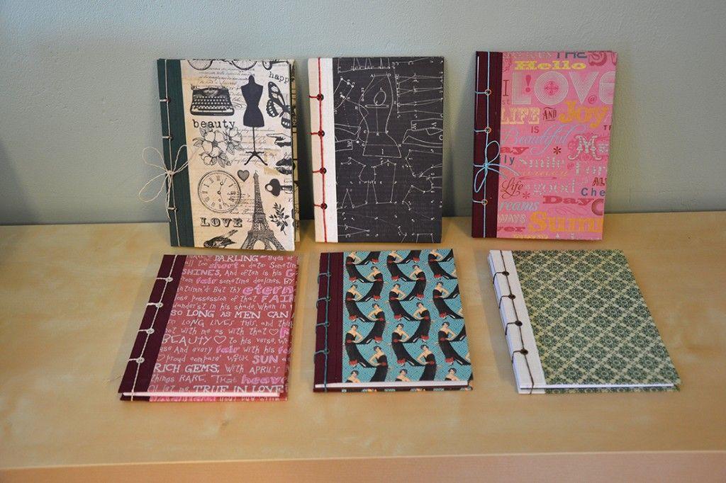 Hacer una libreta para tí o para regalar con tus propias manos, puedes ser un arte de elegancia y sencillez de la encuadernación japonesa.