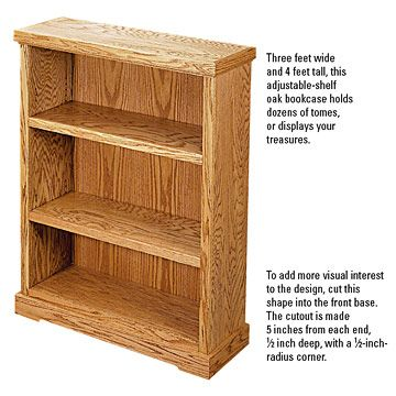 Simple Plywood Bookshelf Plan Simple Bookshelf Plans Bookshelves Diy Bookcase Diy Bookcase Plans