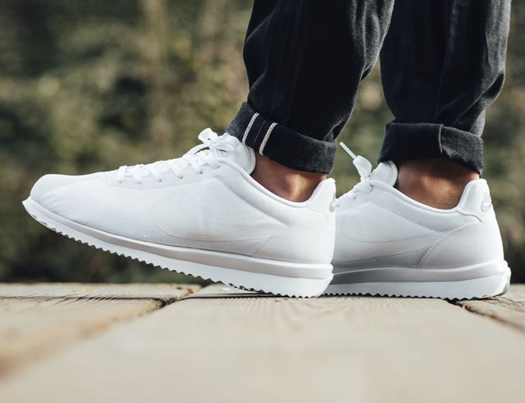 Nike cortez · The Nike Cortez Ultra is treated in an all-white ...