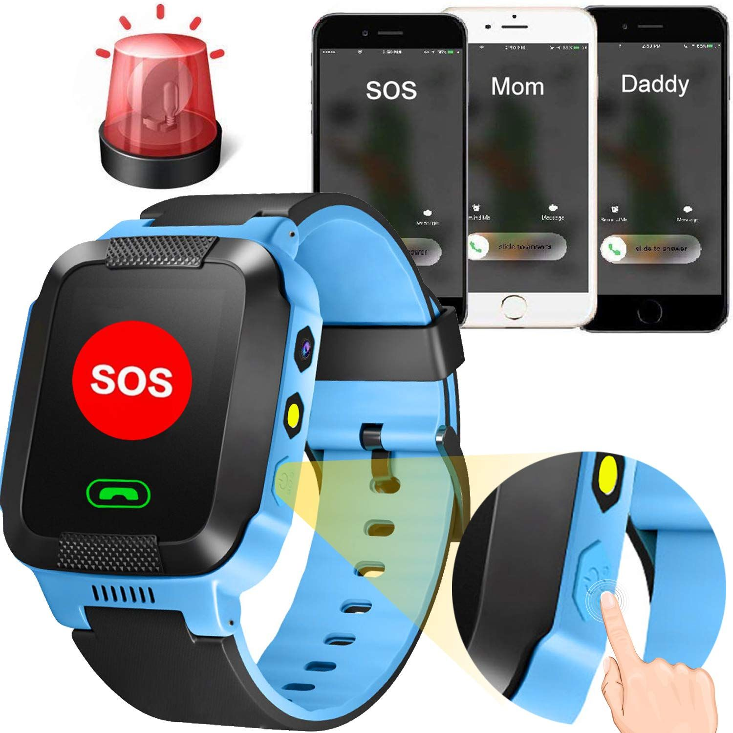 Kids smart watch with sim card slotgame smart watch phone