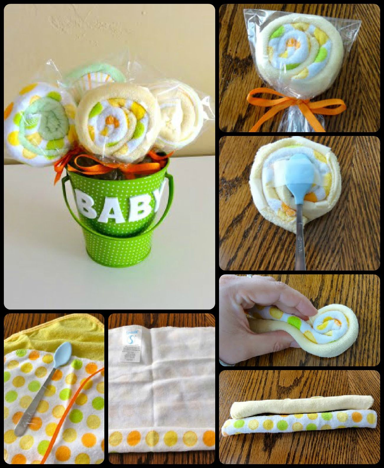 Lollipop Baby Gifts Innovation Love This Idea For A