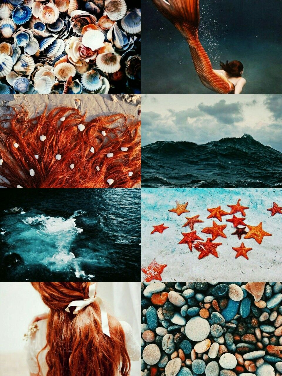 Ocean Girl Aesthetic With Images Syreny Kolaz