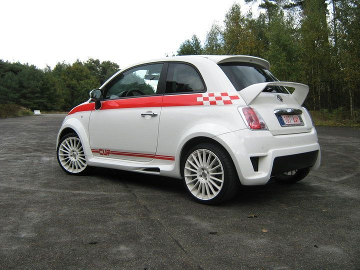 Fiat 500 Cup Limited Edition Photo 22794