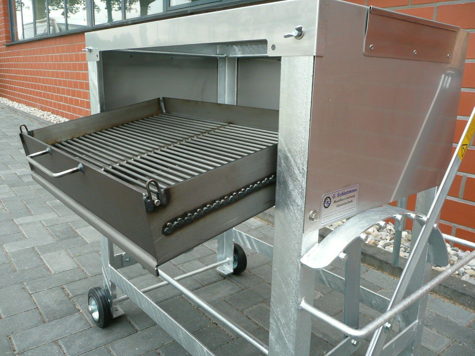 46+ Edelstahl grill selber bauen Trends