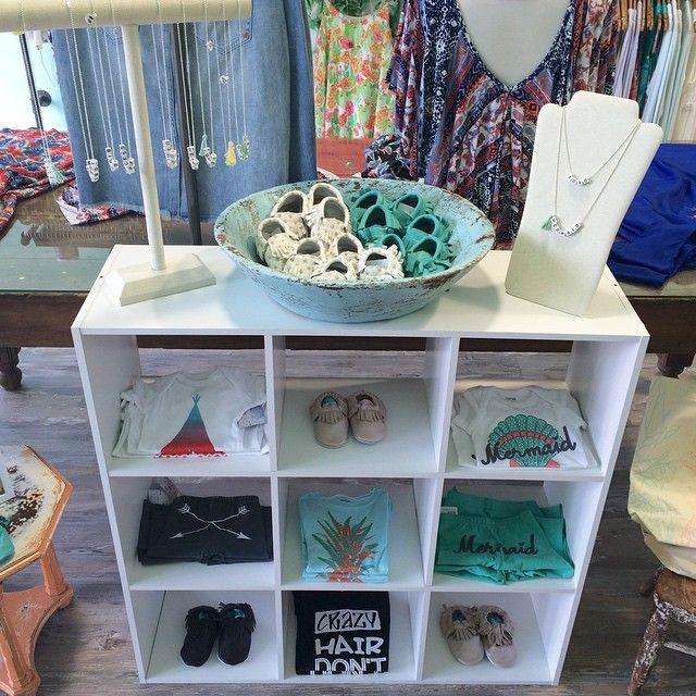For the #MINIFOXES in your life! Leather Mocs, onesies, tees and leggings. CALL US TO HOLD OR SHIP #941.312.2439  #malibufox #boutique #boho #beachbabes #gypsy #fashion #girly #srq #sarasota #shoes #bradenton #florida #shopping #universityparkway #utc
