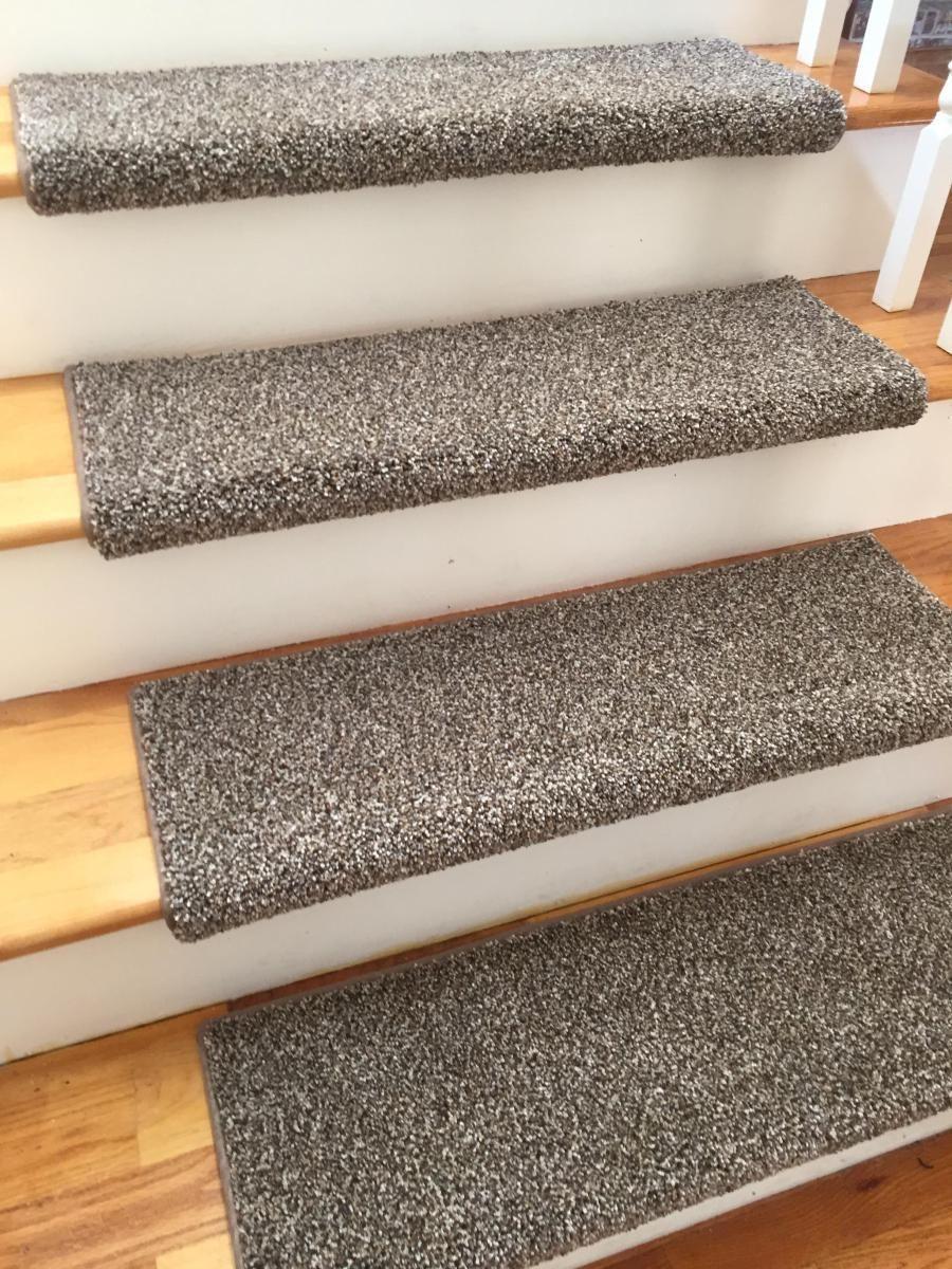 Artisanal Inherent True Bullnose Carpet Stair Tread For Safety