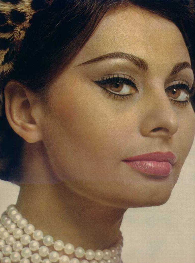 SOPHIA LOREN | Once upon a time | Pinterest | Sophia loren ...Sophia Loren No Makeup