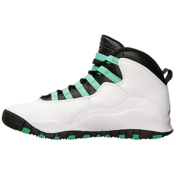 watch 3122f d305a ... chaussures 2018 e4726 cb5f5  germany release date girls air jordan 10  retro white verde black 072a0 27ee6