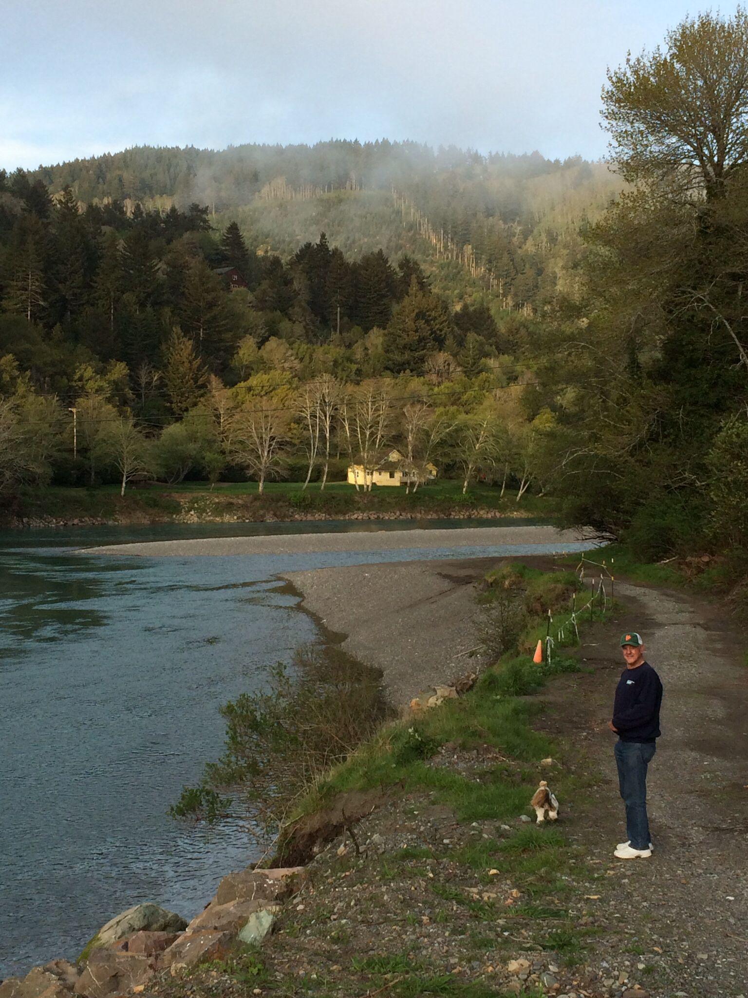 Rivers Edge Rv Park Along The Chetco River Brookings Oregon Rv Camping Trips Brookings Oregon Rv Parks