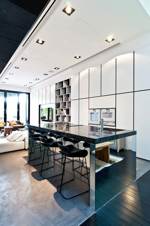 stylish contemporary home in singapore terrace house pinterest