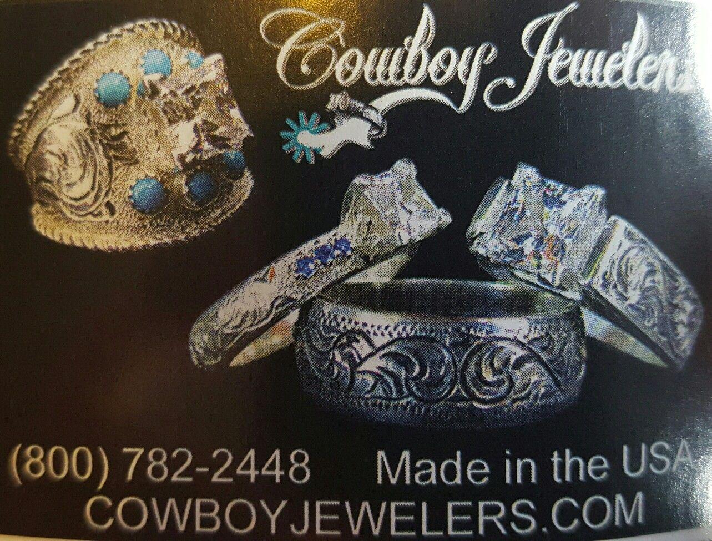 Cowboy jewelers. Western jewelry.  Turquoise.