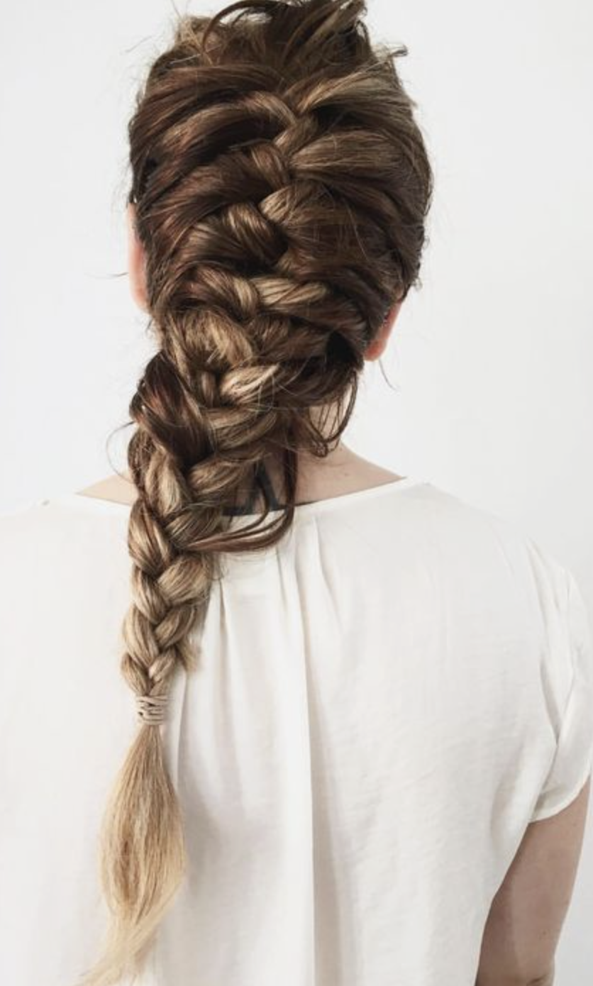 Pin by Alba Hahn on hair + makeup  Hair styles, Long hair styles