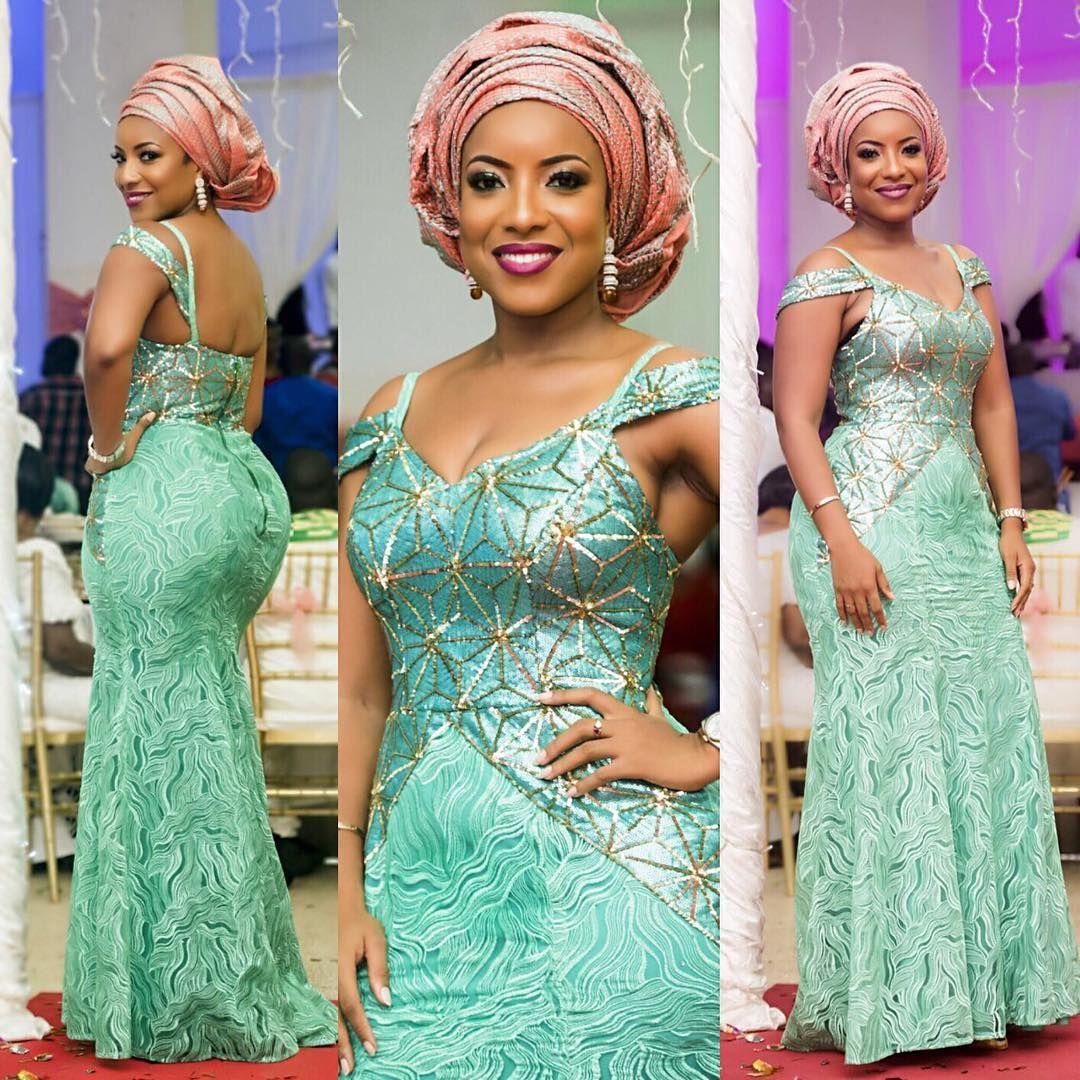 2017 05 aso ebi fashion styles nigeria wedding event fashion - Joselyn Dumas Is Serving Us Trendy And Fashionable Aso Ebi Fashion Statements For All The Wedding And Fashion Lovers Who Are Readying Themselves For The